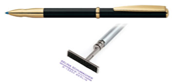 Bút bi có dầu  heri 720M