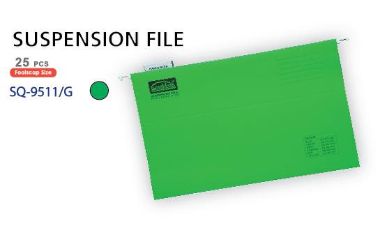 Bìa treo màu xanh lá SQ-9511-G